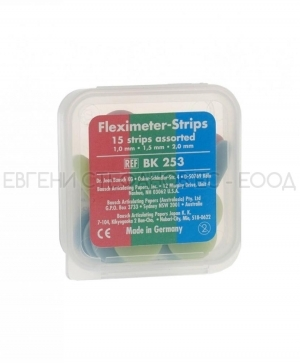Fleximeter - Strips